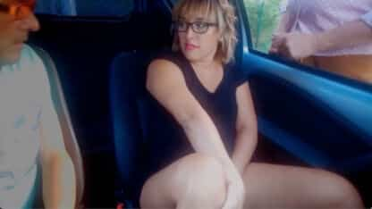 Wife Wants to Try Dogging to Get Fucked by Strange Cock